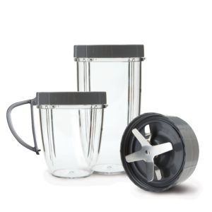 Nutribullet Deluxe Upgrade Kit 5-Piece